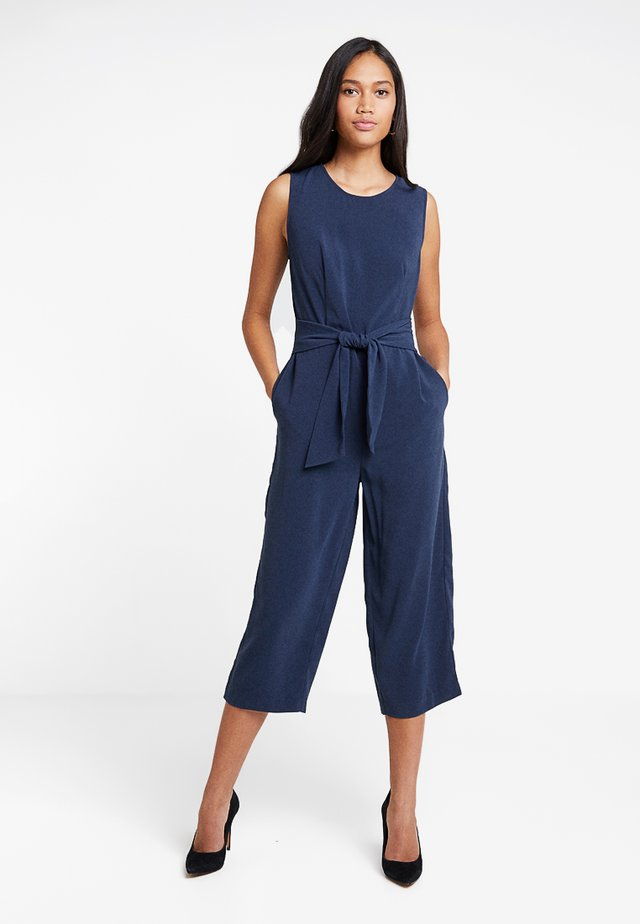 VINATHALIA CROPPED - Jumpsuit - total eclipse