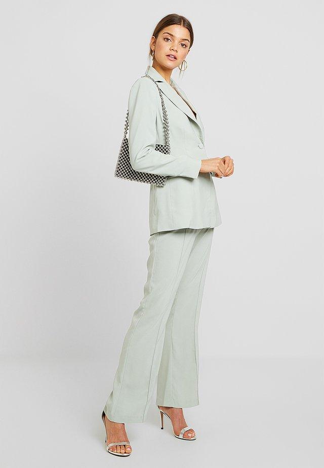TROUSER - Trousers - mint