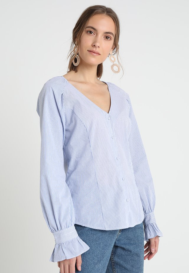 MIX - Blouse - art blue