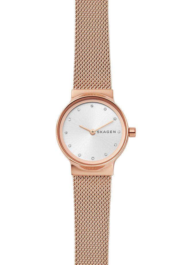 FREJA - Ure - rose gold-coloured