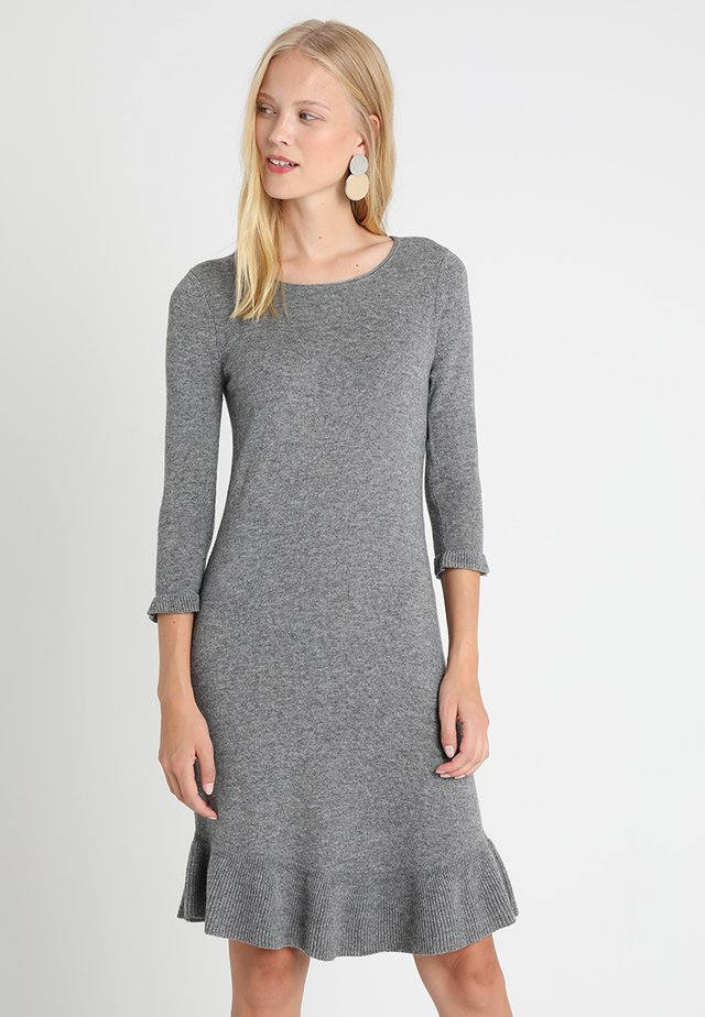 Jumper dress - shark skin