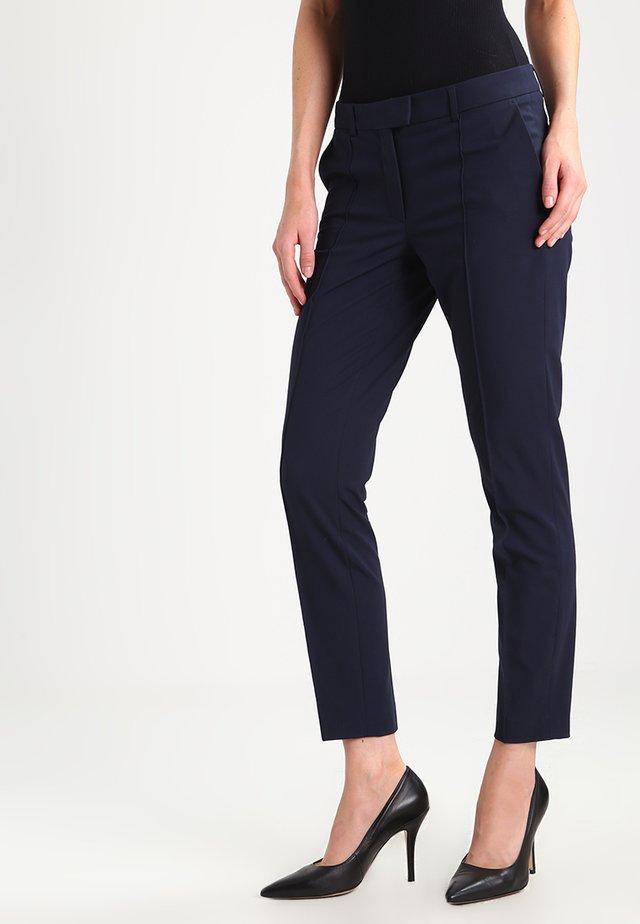 XILAN - Trousers - navy