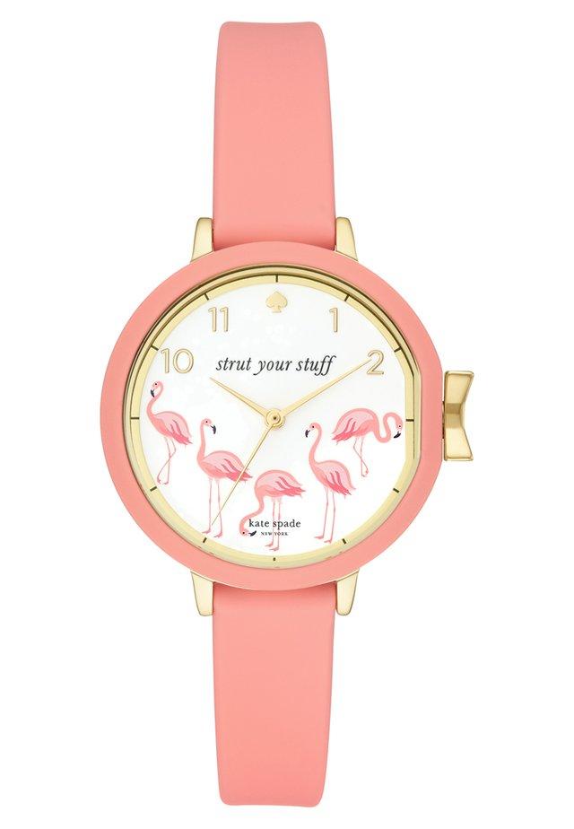 PARK ROW - Watch - orange