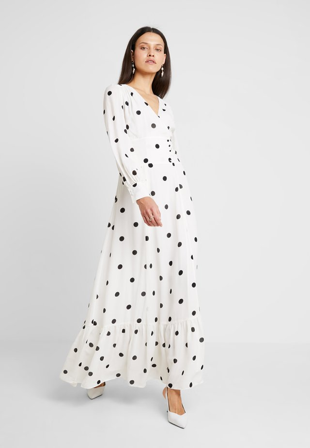 BOHEMIAN  - Maxi šaty - vanilla