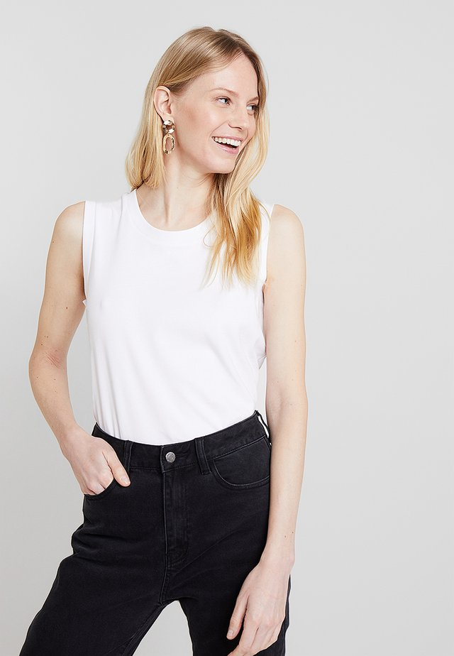 DAILY - Blouse - white