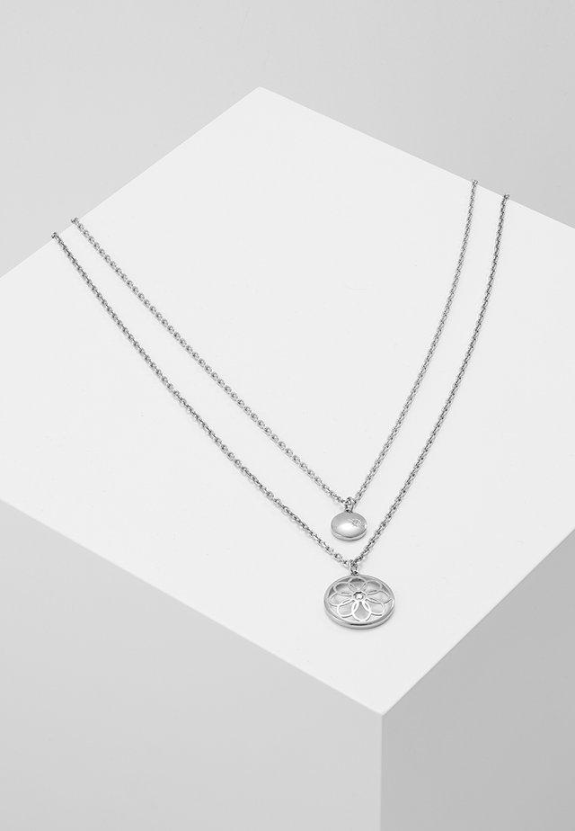 CASUAL CORE - Ketting - silver-coloured