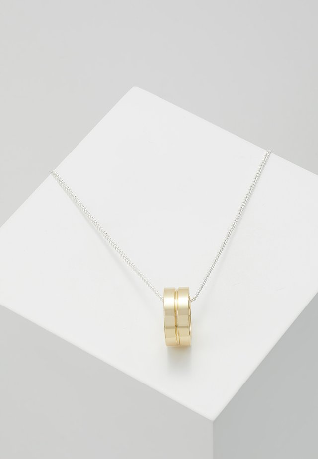 ALEA SMALL PENDANT NECK  - Smykke - gold-coloured