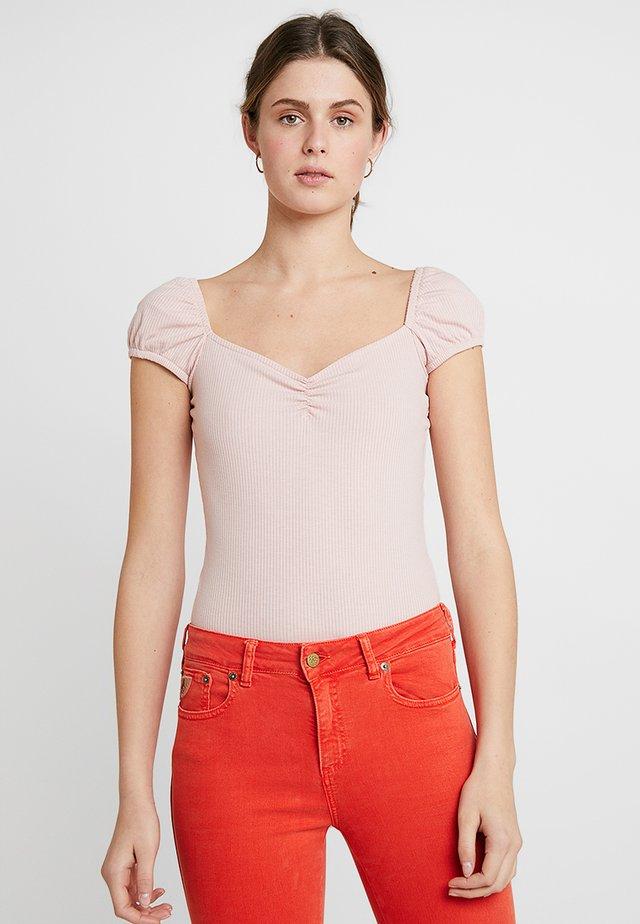 MILKMAID BODY - T-Shirt print - pink