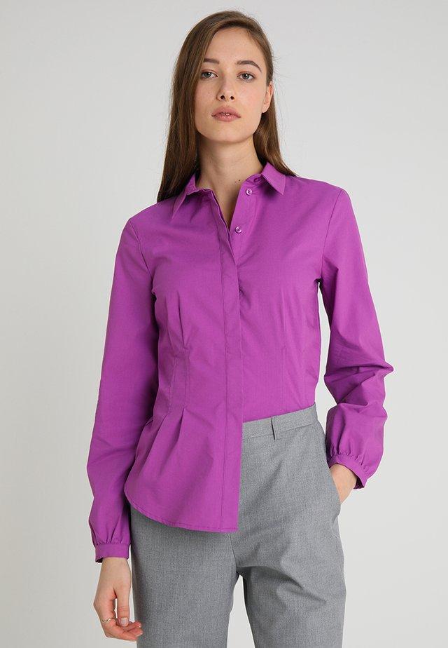 BLOUSE SLEEVE - Camicia - bright purple