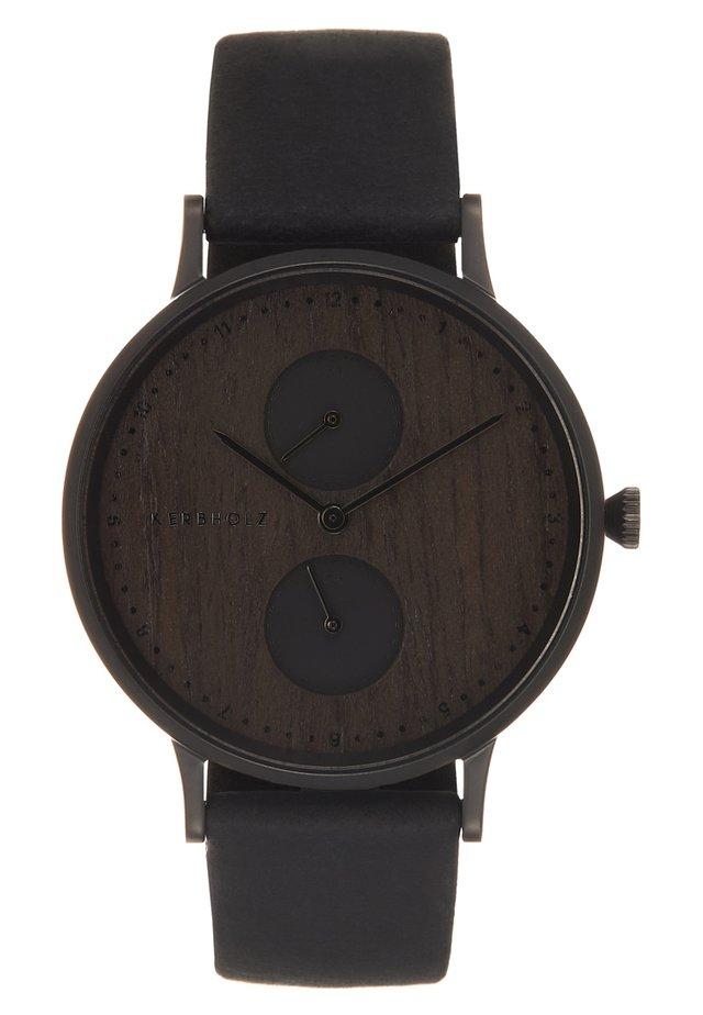 CLARA  - Reloj - black