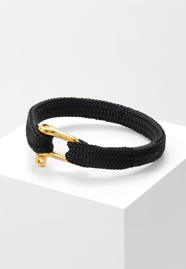 PEGLEG PETE - Bracelet - black/gold-coloured