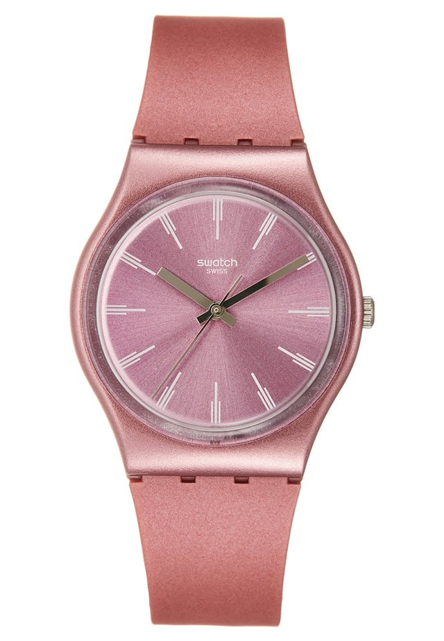 PASTELBAYA - Horloge - rosa