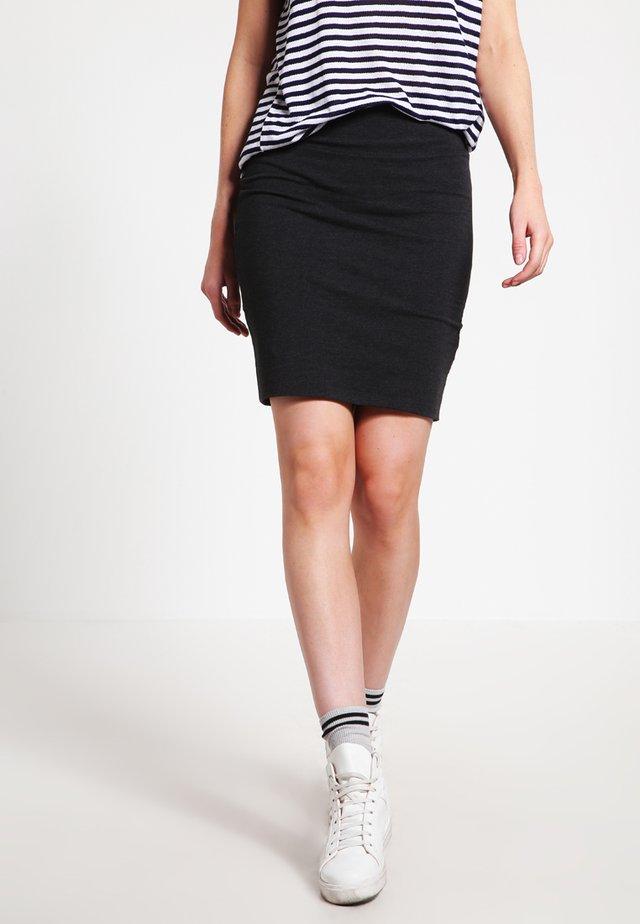 PENNY SKIRT - Pencil skirt - mouse grey melange
