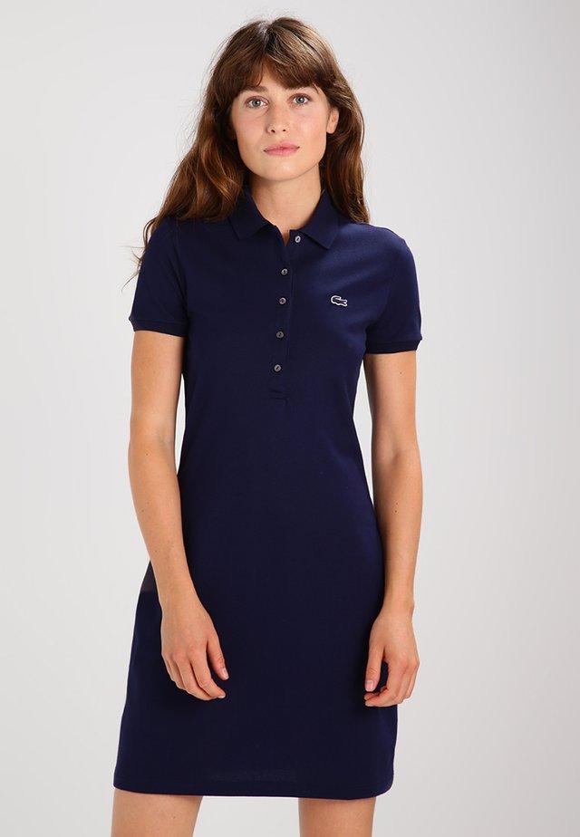 EF8470 - Skjortklänning - marine