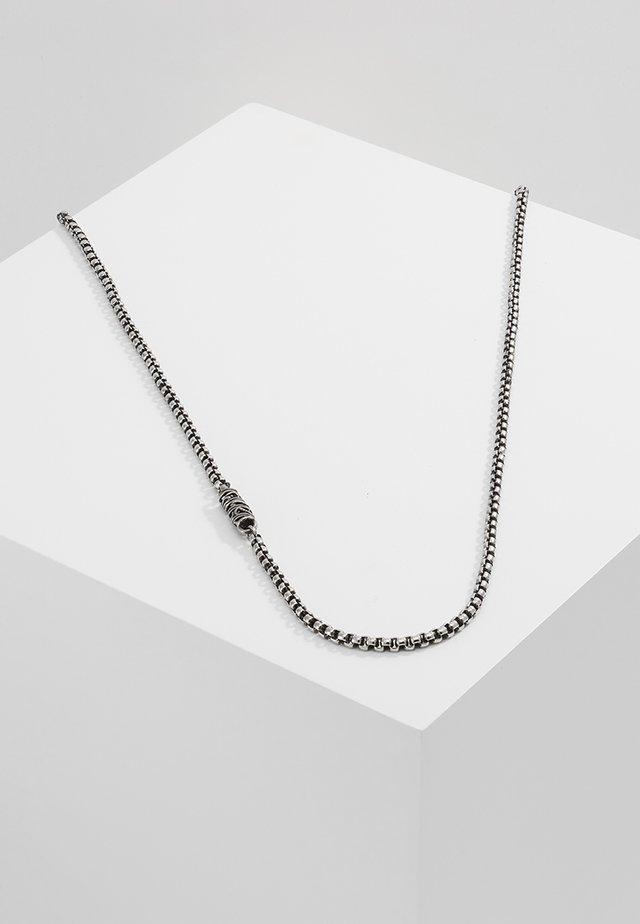 Halskæder - silver-coloured