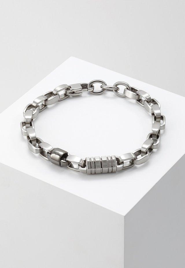 DRESS - Bracciale - silver-coloured