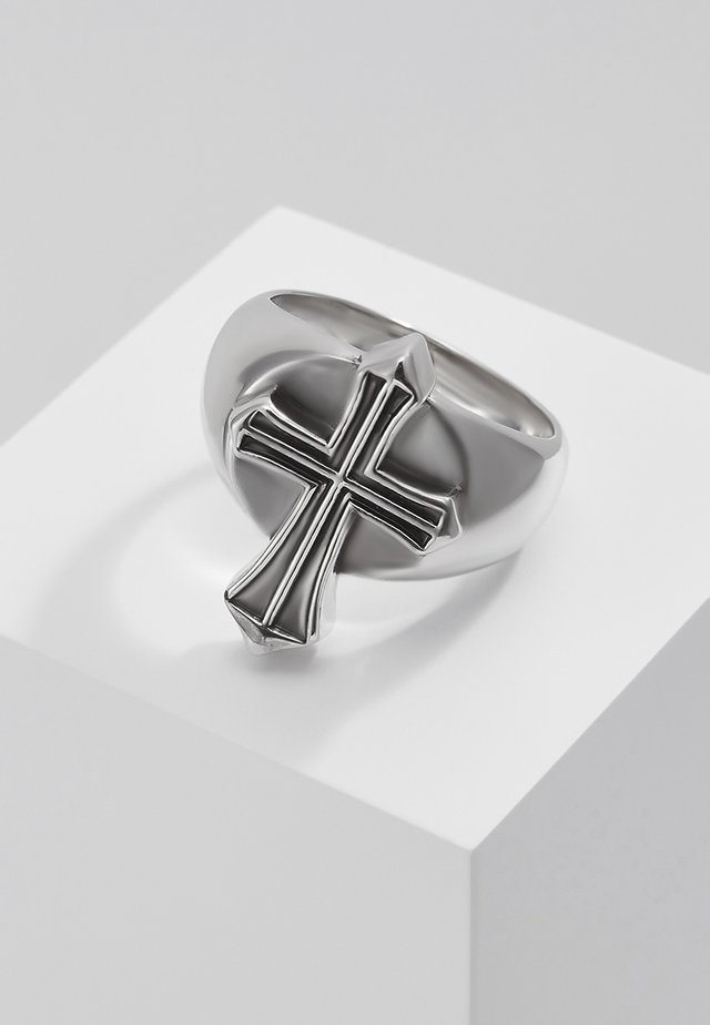CROSS PURPOSE - Bague - silver-coloured