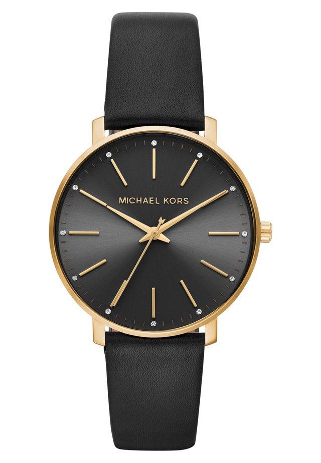 PYPER - Reloj - schwarz