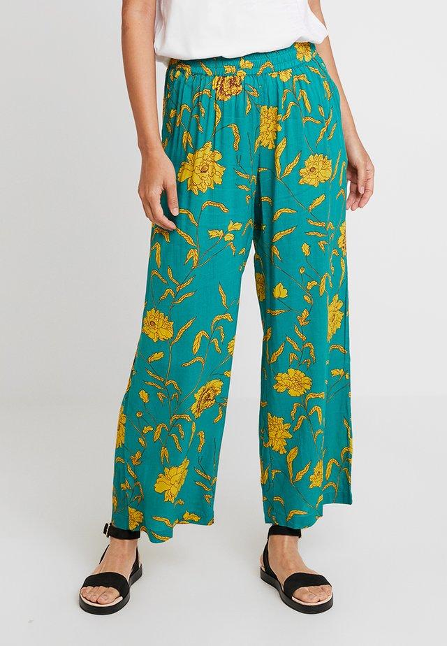 KALUANA PANT - Trousers - tidepool