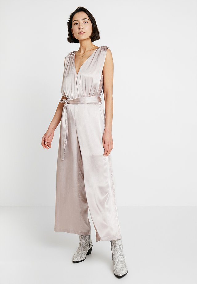 DARLY EVENING - Jumpsuit - rose dust