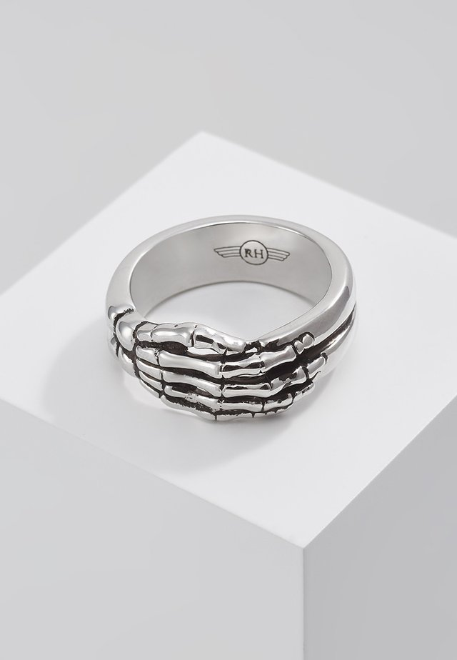 GRIP - Ring - silver-coloured