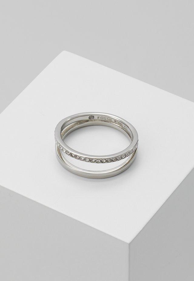 VINTAGE GLITZ - Pierścionek - silver-coloured