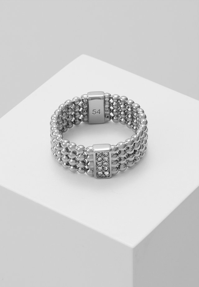 DRESSED UP - Anillo - silver-coloured