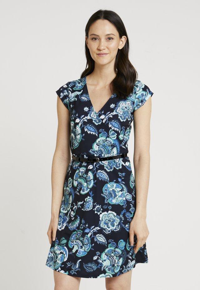 Vestido ligero - turquoise