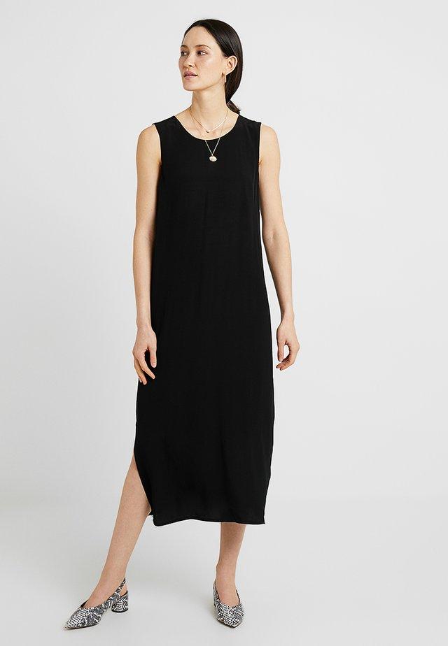WERLA - Korte jurk - black