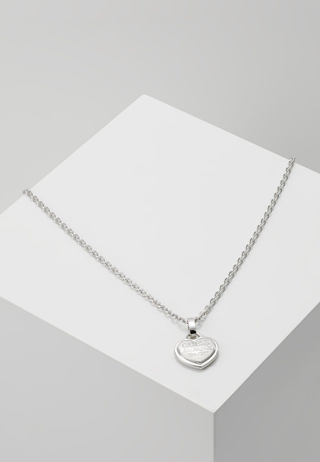 FOLLOW MY CHARM - Halskette - silver-coloured