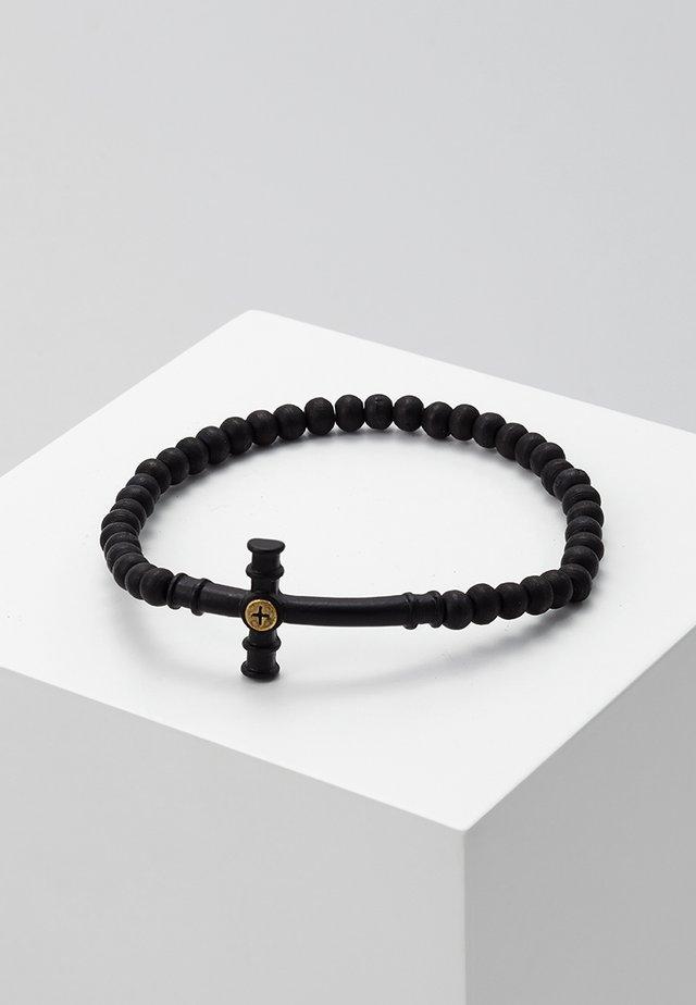 SCREWED OVER BRACELET - Bracelet - black