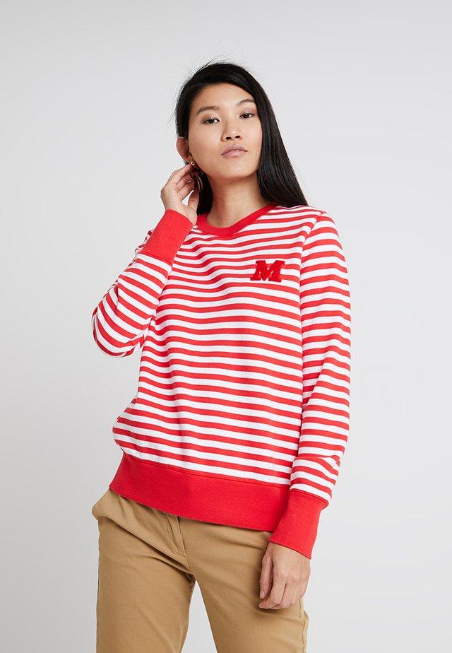 RUNDHALS - Sweatshirt - cayenne