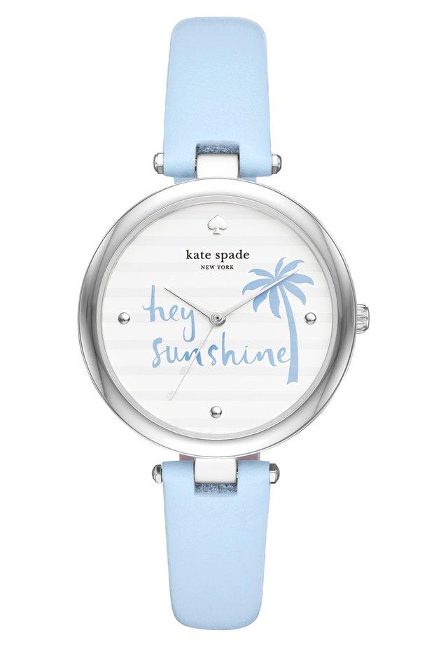 VARICK - Watch - blau