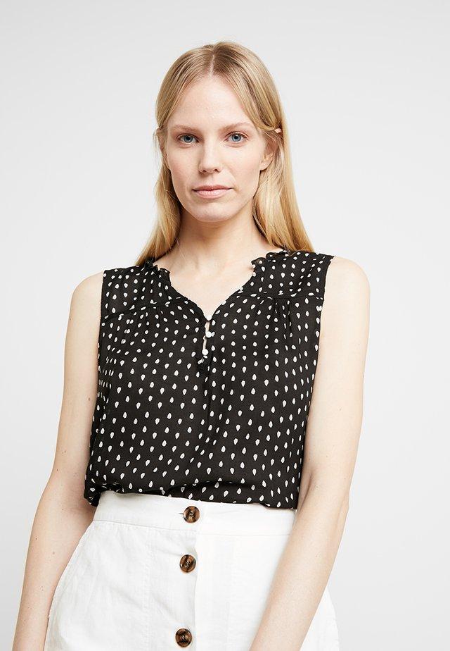 FLUENT - Bluse - black