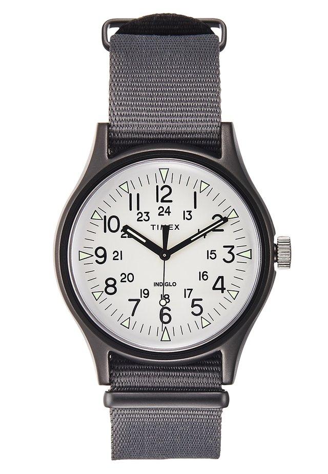 Reloj - grey/white