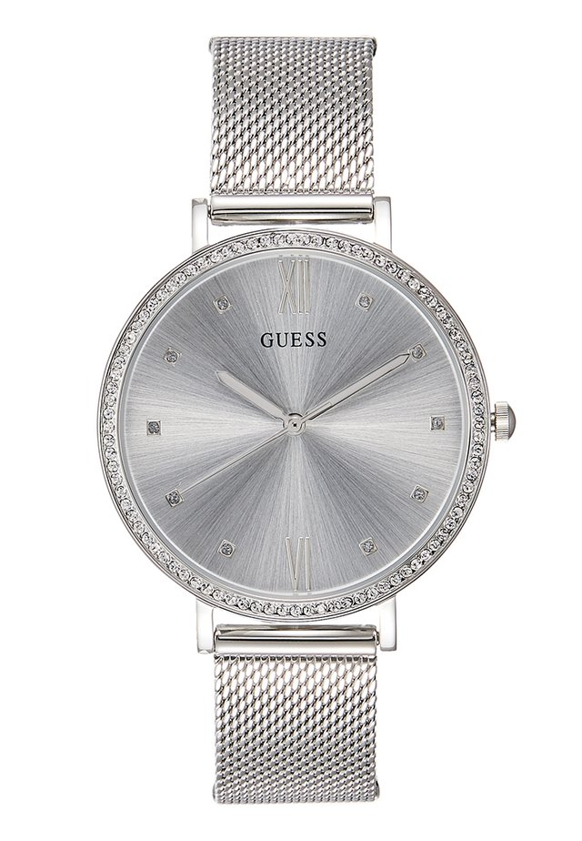 LADIES DRESS - Uhr - silver-coloured