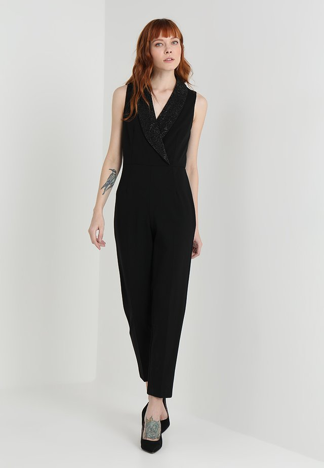 HOTFIX TUX - Jumpsuit - black