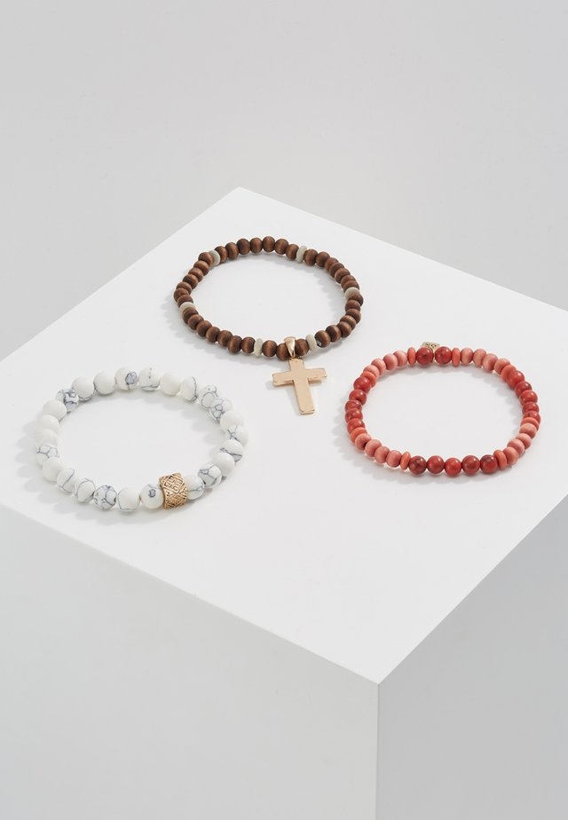 TRY 3 PACK - Pulsera - pink