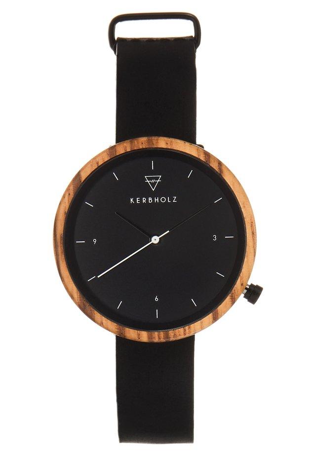 HILDE  - Watch - black