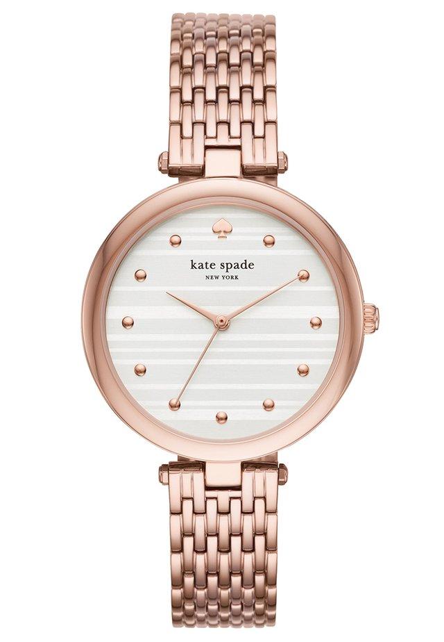VARICK - Watch - rose gold-coloured