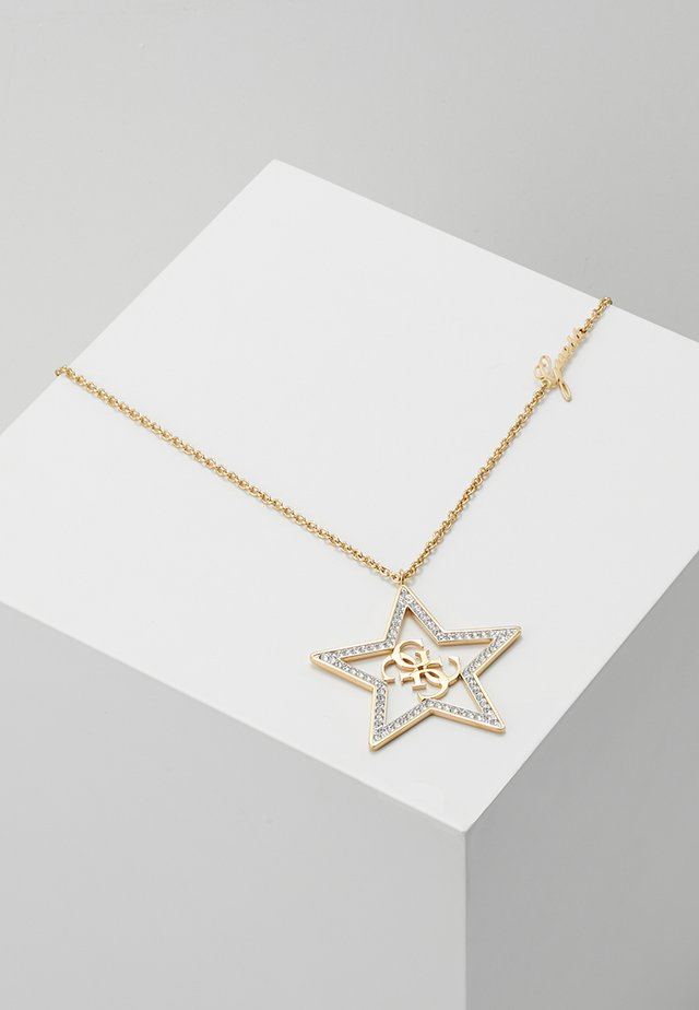 STELLA - Collar - gold-coloured