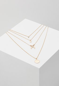 ONLLIZZA 4 CHAIN NECKLACE  - Ketting - gold-coloured