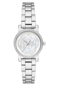 NORIE - Horloge - silver-coloured