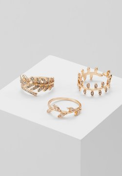 EOWANIA 3 PACK - Ring - gold-coloured