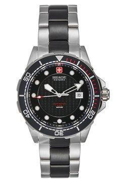 NEPTUNE DIVER - Uhr - silver-coloured/black