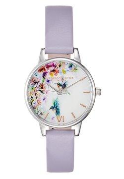PAINTERLY PRINTS - Horloge - purple