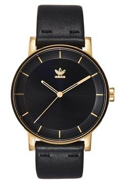 DISTRICT L1 - Uhr - gold-coloured/black sunray