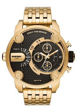 LITTLE DADDY - Zegarek chronograficzny - gold-coloured