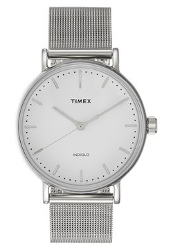 FAIRFIELD  - Klocka - silver-coloured