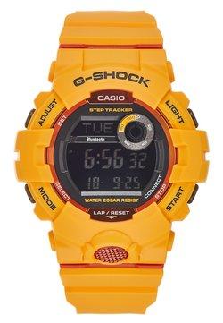 Digitaal horloge - gelb